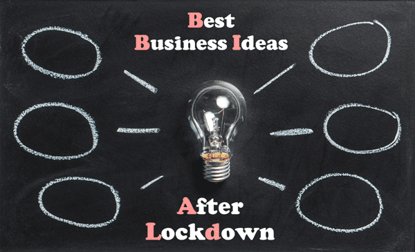 Best Business Ideas 2020
